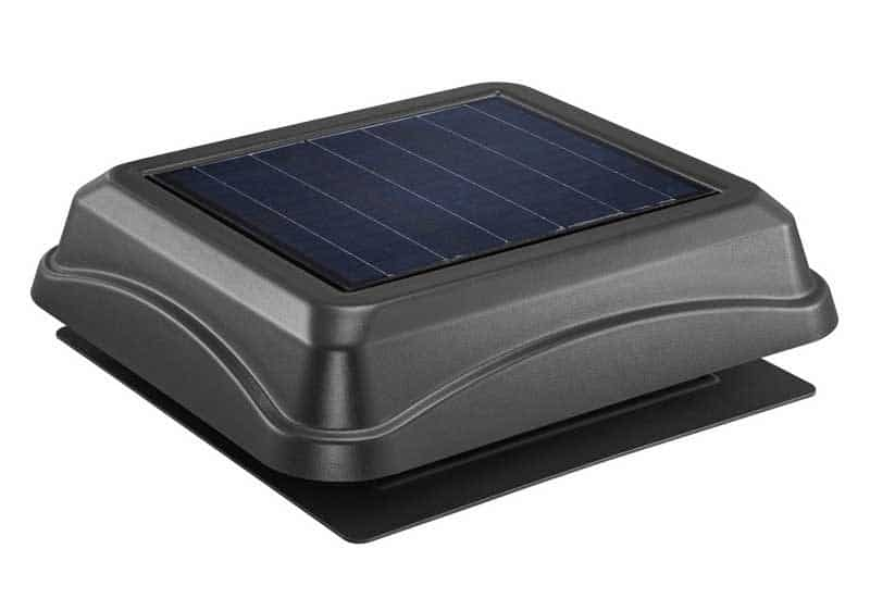 Broan solar attic fan