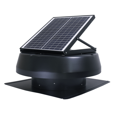 iliving solar attic fan